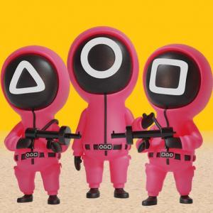 Squid Game 3D Red Light Green Light