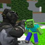 Counter Craft Zombie