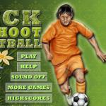 Kick And Shoot Football