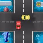 Spongebob Traffic Chaos
